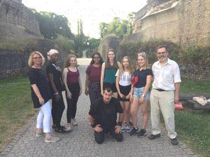 Studienfahrt Trier 2018