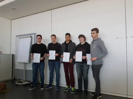 Marthematikwettbewerb 2018-2