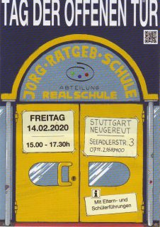 Plakat TdoT Realschule